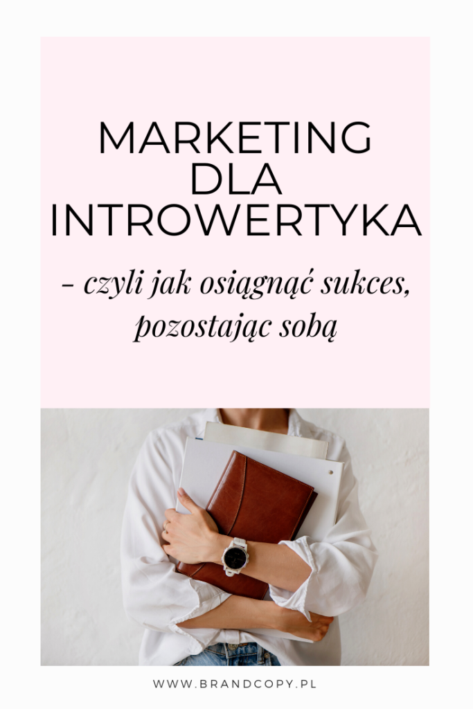 marketing dla introwertyka