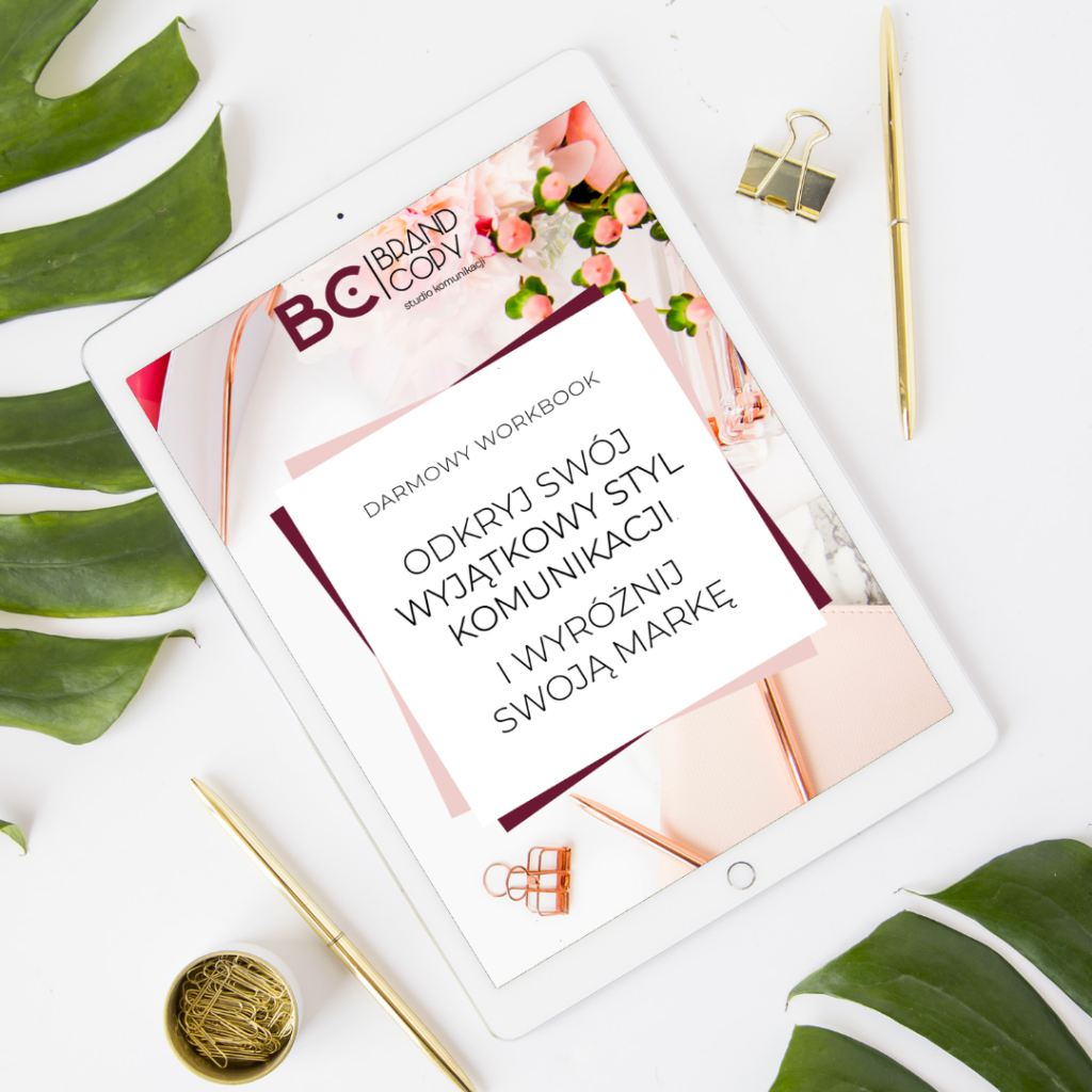 odkryj styl komunikacji marki_brand voice