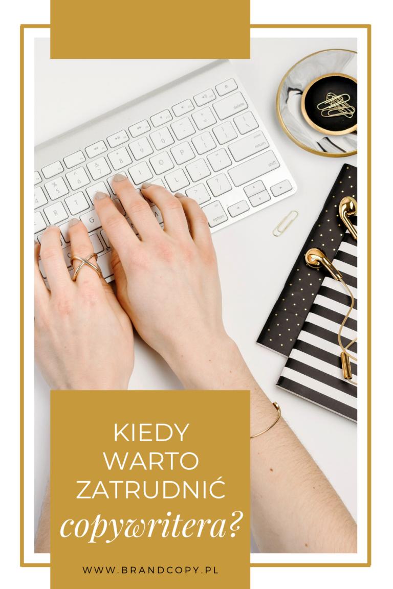 copywriter - w czym może pomóc